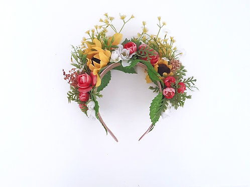 Flowercrown Cecilia