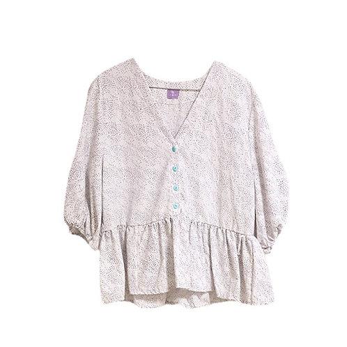 Murano Shirt White w/Print