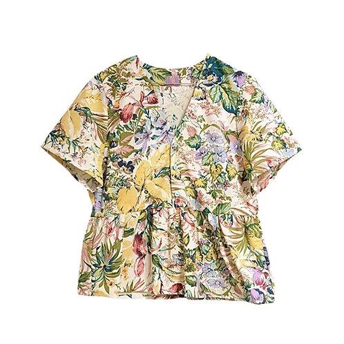 Murano Shirt Magical Garden