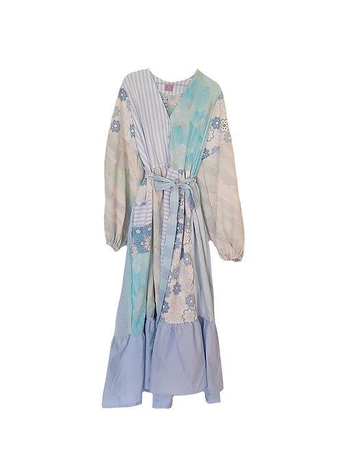 Sally Dress Blue