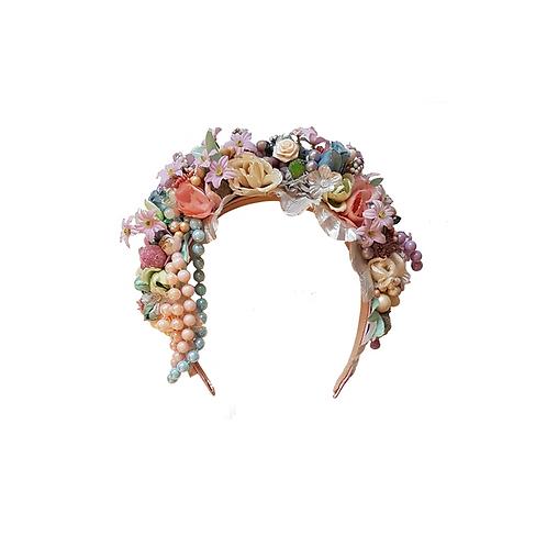 Flowercrown Ariel
