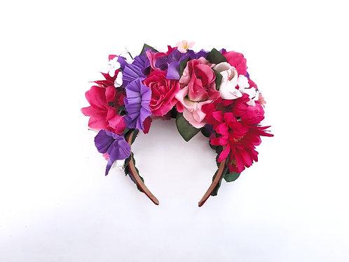 Flowercrown Megara