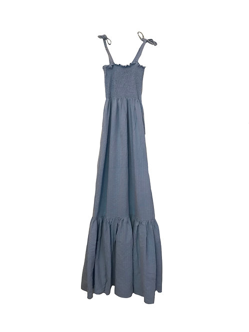 Donna Dress in Blue