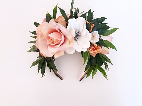 Flowercrown English Rose