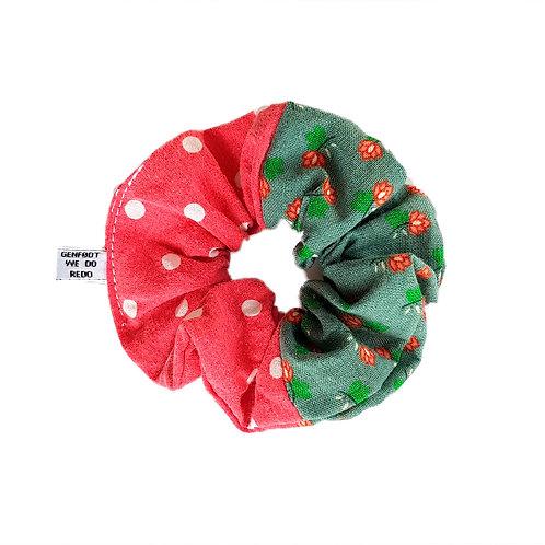 Sally Scrunchie Dotts&Flowers