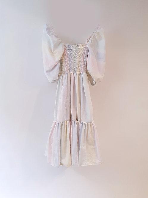 Anaïs Dress Cotton Candy Cloud