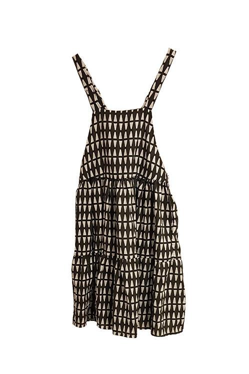 Caroline Overall Dress