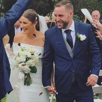 wedding bouquet melbourne