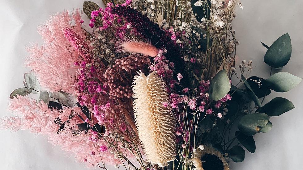 Pastel Everlasting Bouquet
