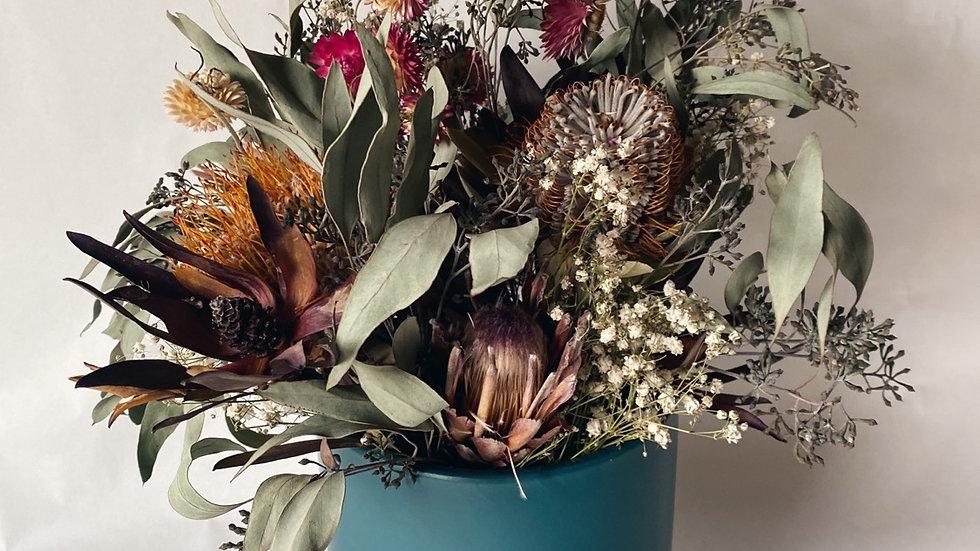 Banksia Blooms Everlasting Arrangement