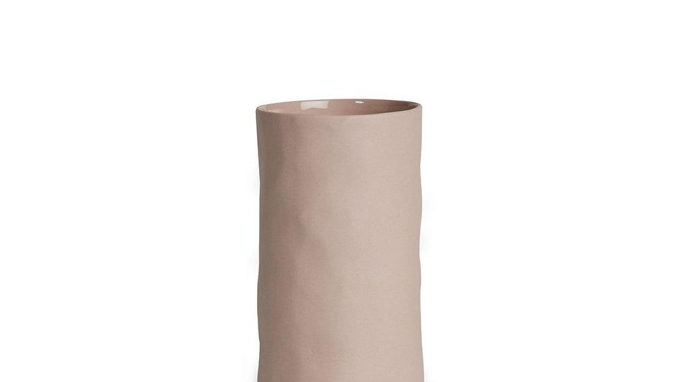 Pink Icy Cloud Vase (M)