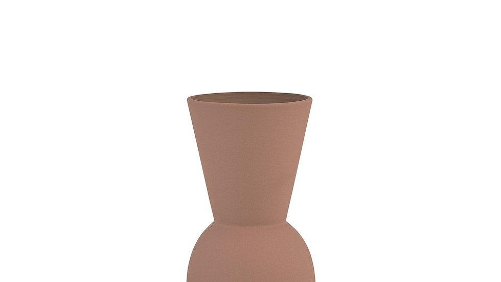 Ochre Cloud Vase (S)
