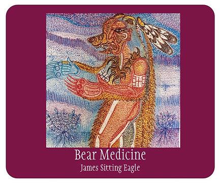 Bear Medicine Mousepad