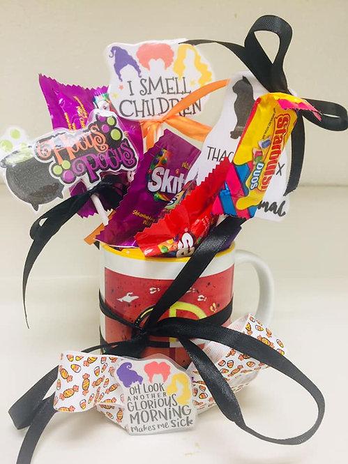 Halloween Mug-A-Boos!
