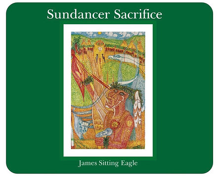 Sundancer Sacrifice Mousepad