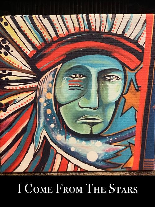 8x8 Canvas Prints - Tammy Joy Art