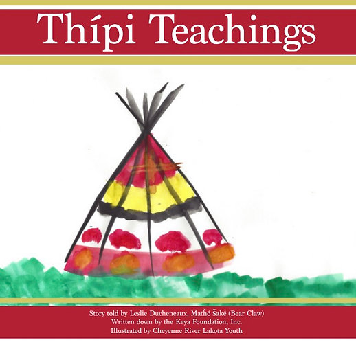 Thípi Teachings Book