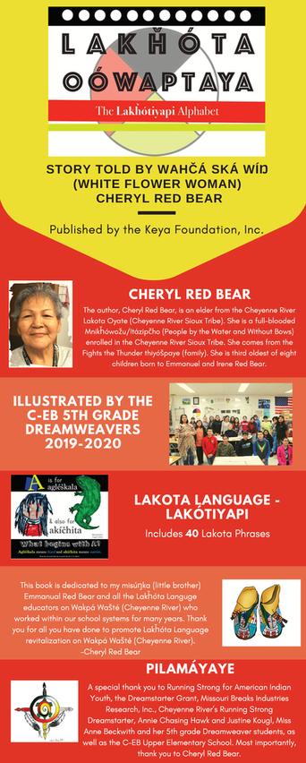 Lakhota Oowaptaya by Cheryl Red Bear