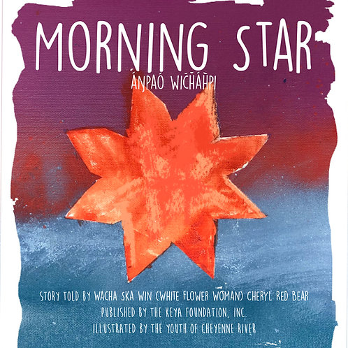 Morning Star, Áŋpaó Wičháȟpi, Children's Book (DIGITAL COPY)