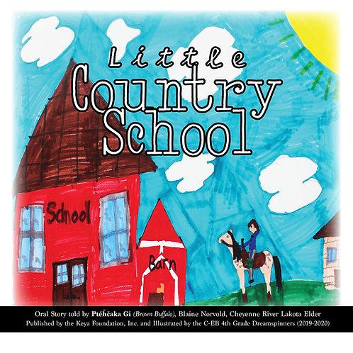 Little Country School, Children's Book (DIGITAL COPY)