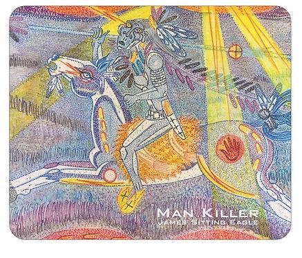 Man Killer Mousepad