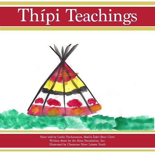 Thípi Teachings, Children's Book (DIGITAL COPY)