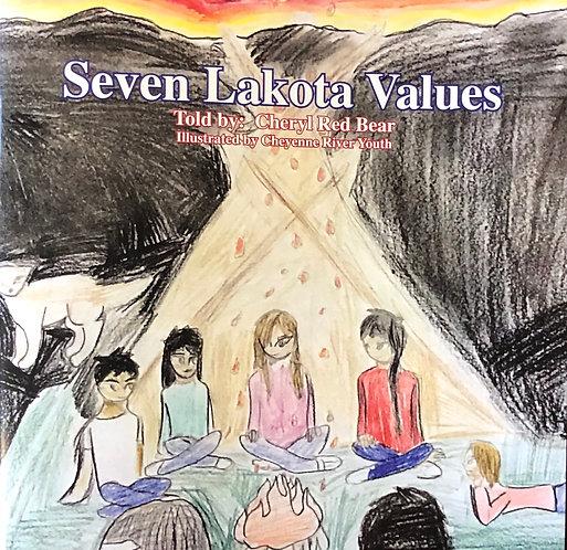 Seven Lakota Values Book