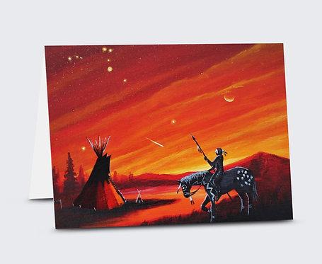 The Sentury Greeting Card