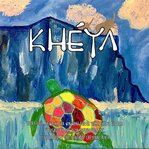 Khéya, Children's Book (DIGITAL COPY)