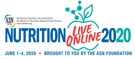 ASN Nutrition 2020 live online
