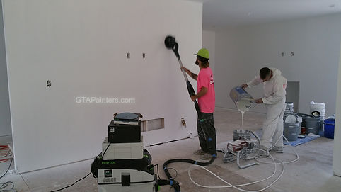 COVER 4 - Drywall & Popcorn Ceiling Remo