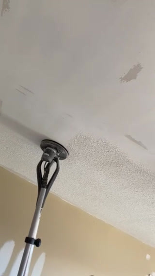 Popcorn Ceiling Removal.mov