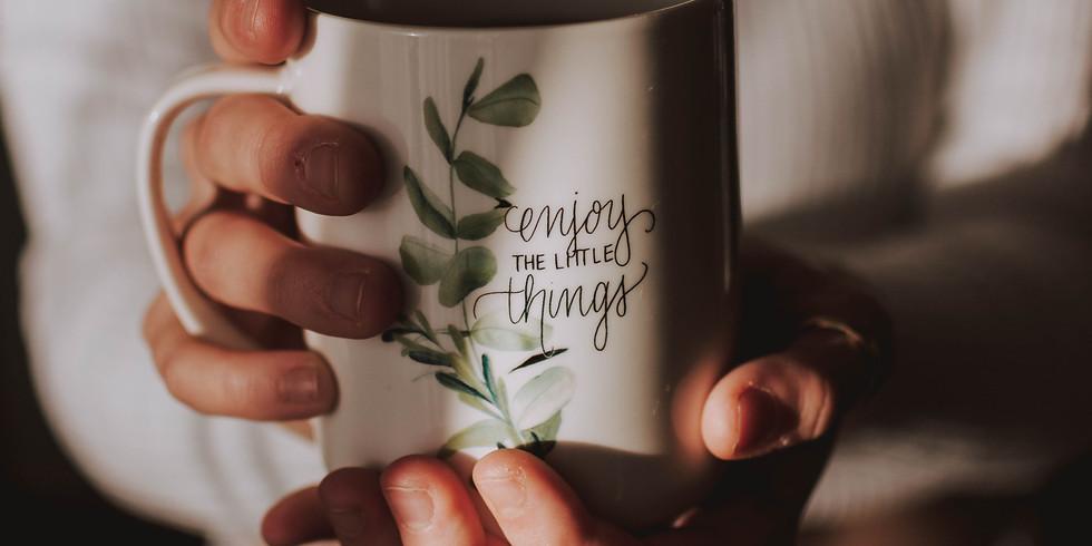 """Finding joy"" - Monthly mini home retreat (Online)"
