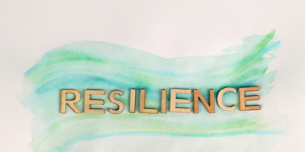 """Autumn and Winter Mindfulness """"Resilience"""""""