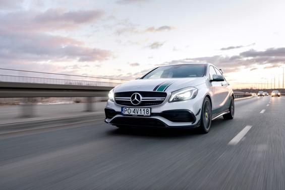 Mercedes Benz Poland