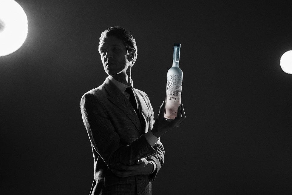 Berlin Commercial Photographer Aleksander Ziarnecki Belvedere Vodka