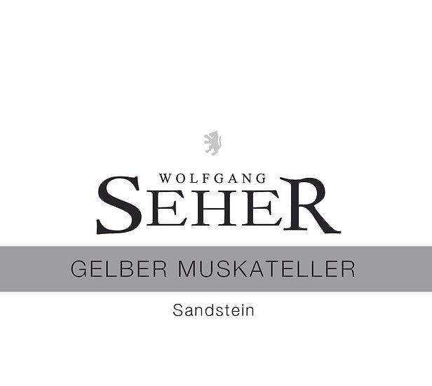 2019 GELBER MUSKATELLER Sandstein