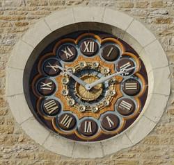 Céramique église Saint-Maurice