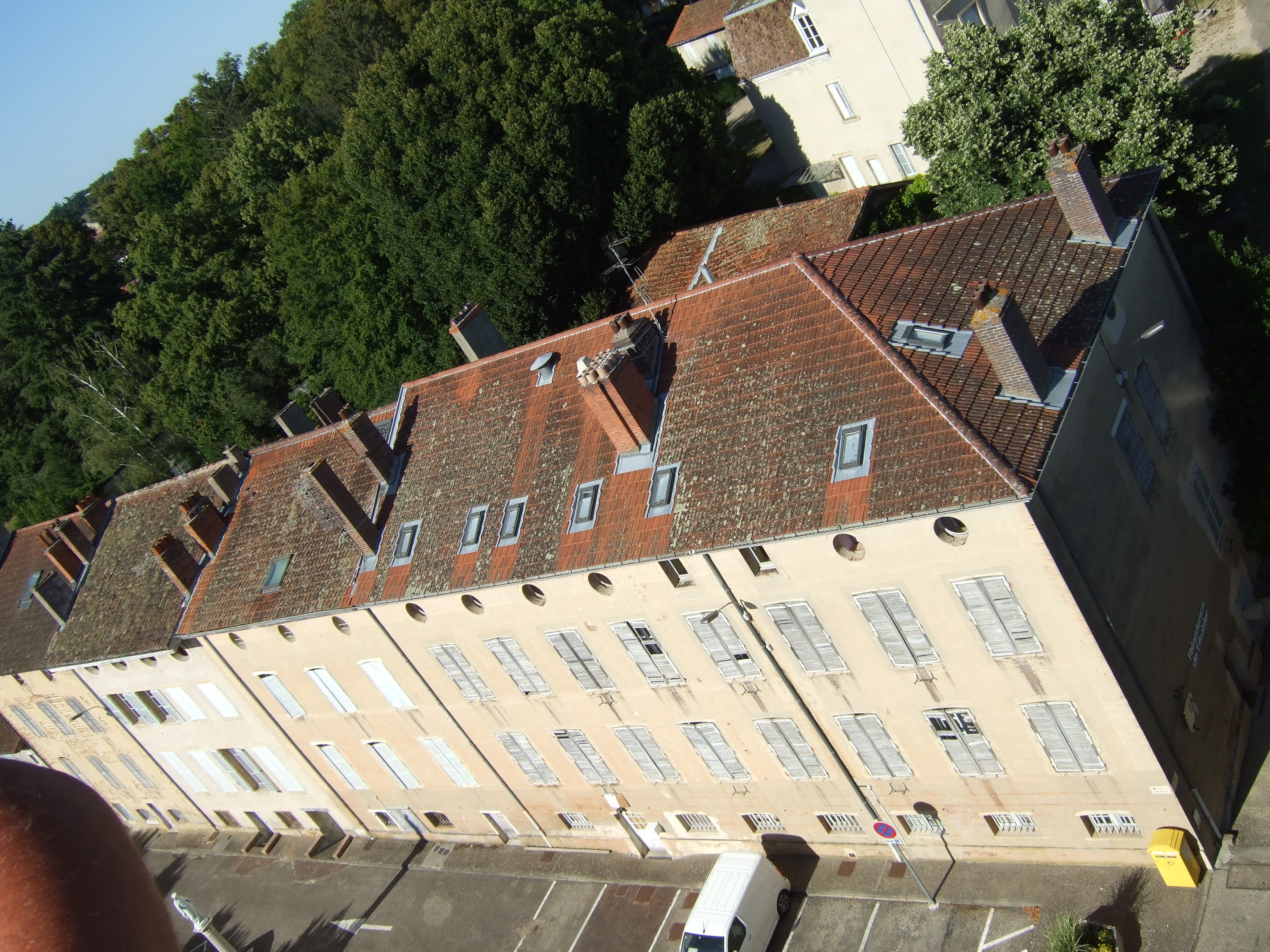 Maisons canoniales