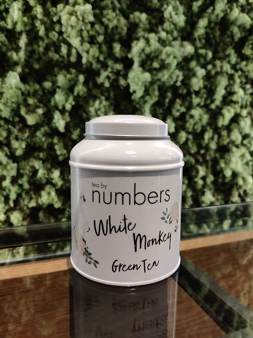 Tea by numbers / White Monkey