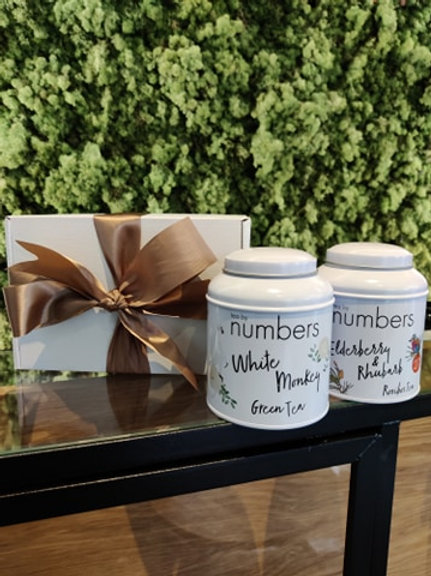 Tea by numbers / Giftbox