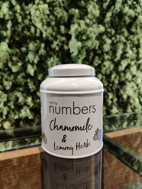 Tea by numbers /Chamomile & Lemony Herbs