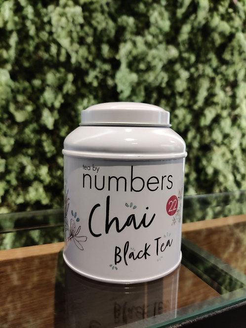 Tea by numbers / Chai black tea