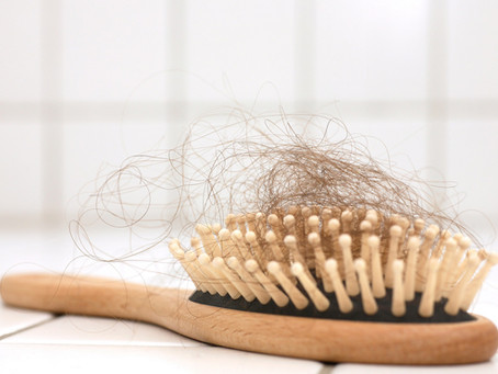 HAIRLOSS? WHAT TO DO?