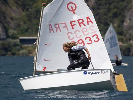Extraordinaire : Lomane décroche l'or 🥇 aux championnats du monde d'Optimist  !