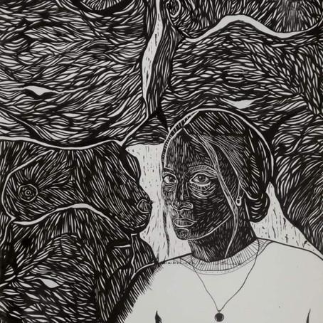 Emmanuelle Krieger, un oeil jeté dans son labo' esthétique