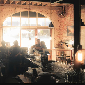 Mitchell Harris wine and wine bar.