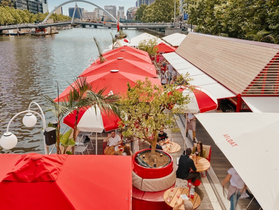 Arbory Afloat to relaunch with a Turkish vibe.