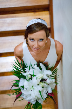 Warringah Florist Bridal bouquet