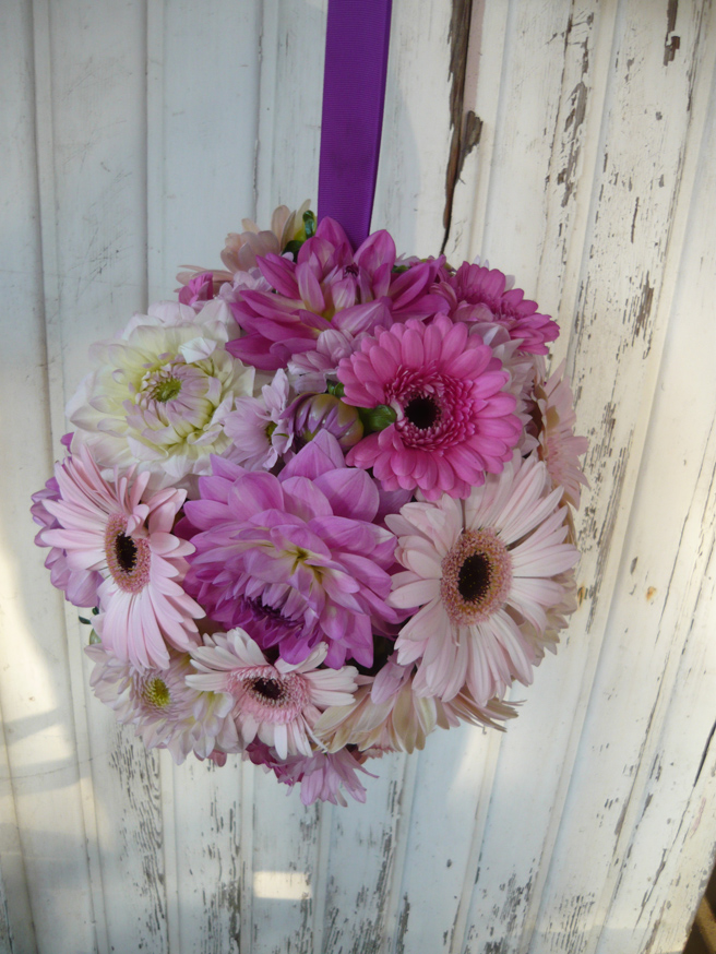 Warringah Florist Bouquet Pink